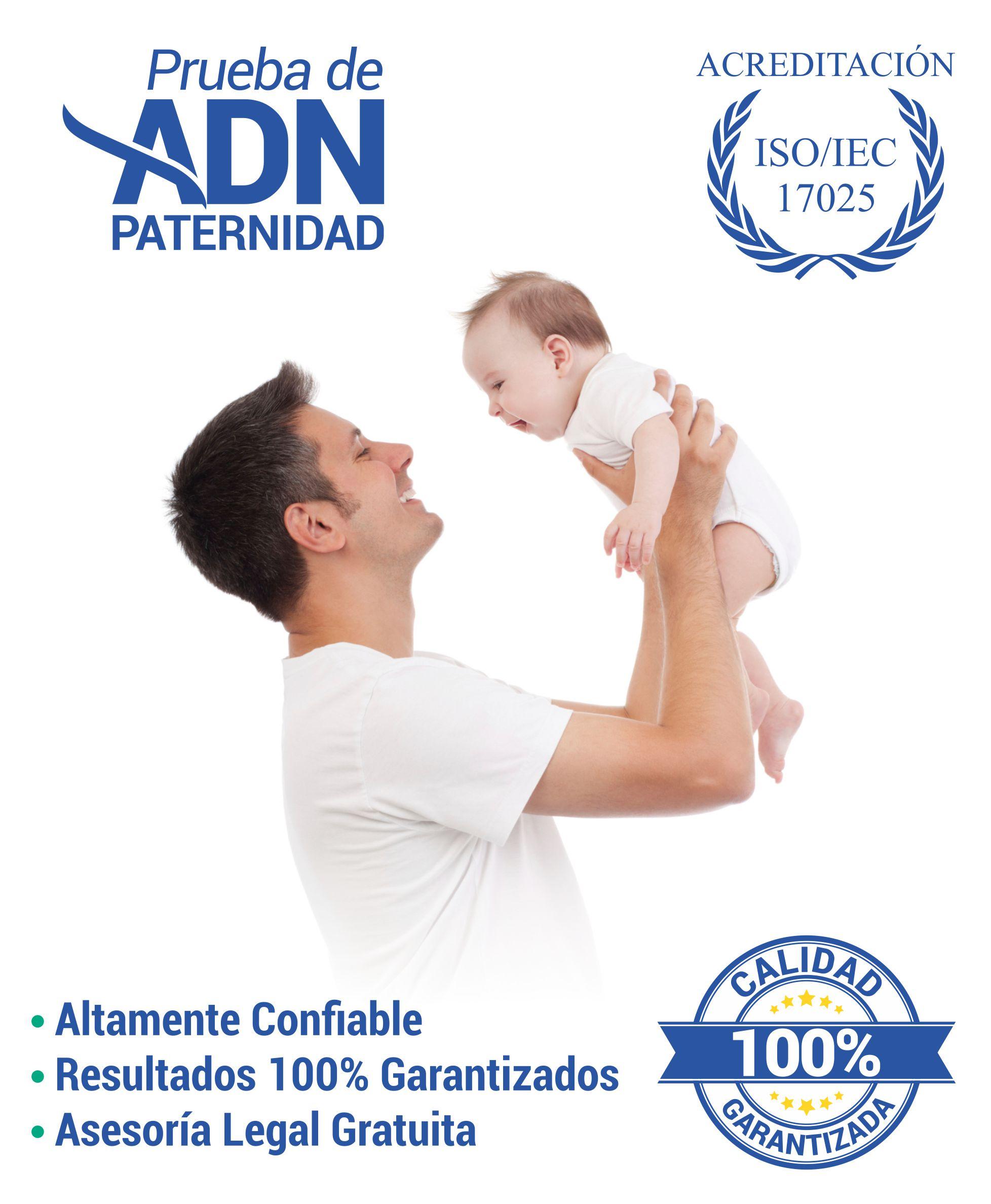 ADN Paternidad